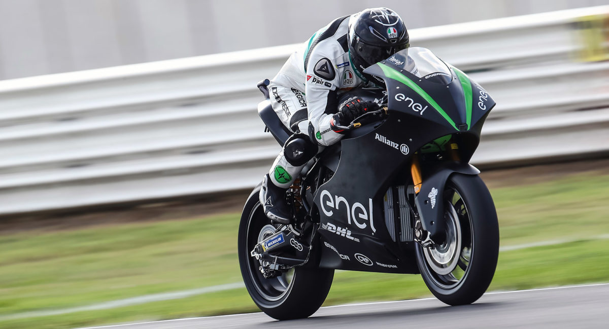 MotoE World Cup dates for 2020