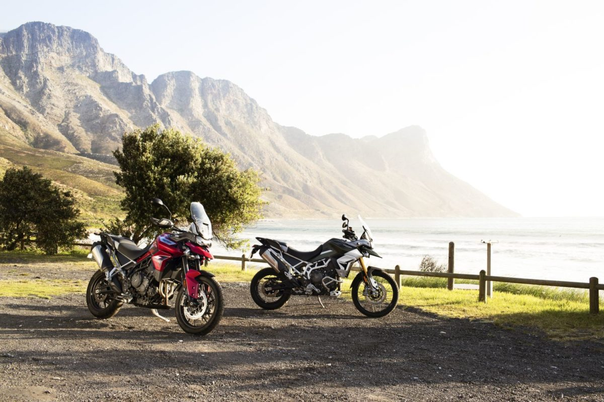 Triumph Tiger 900 Rally Pro and GT Pro