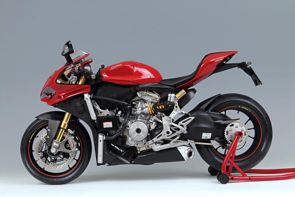 Pocher Model Ducati Superbike 1299 Panigale S