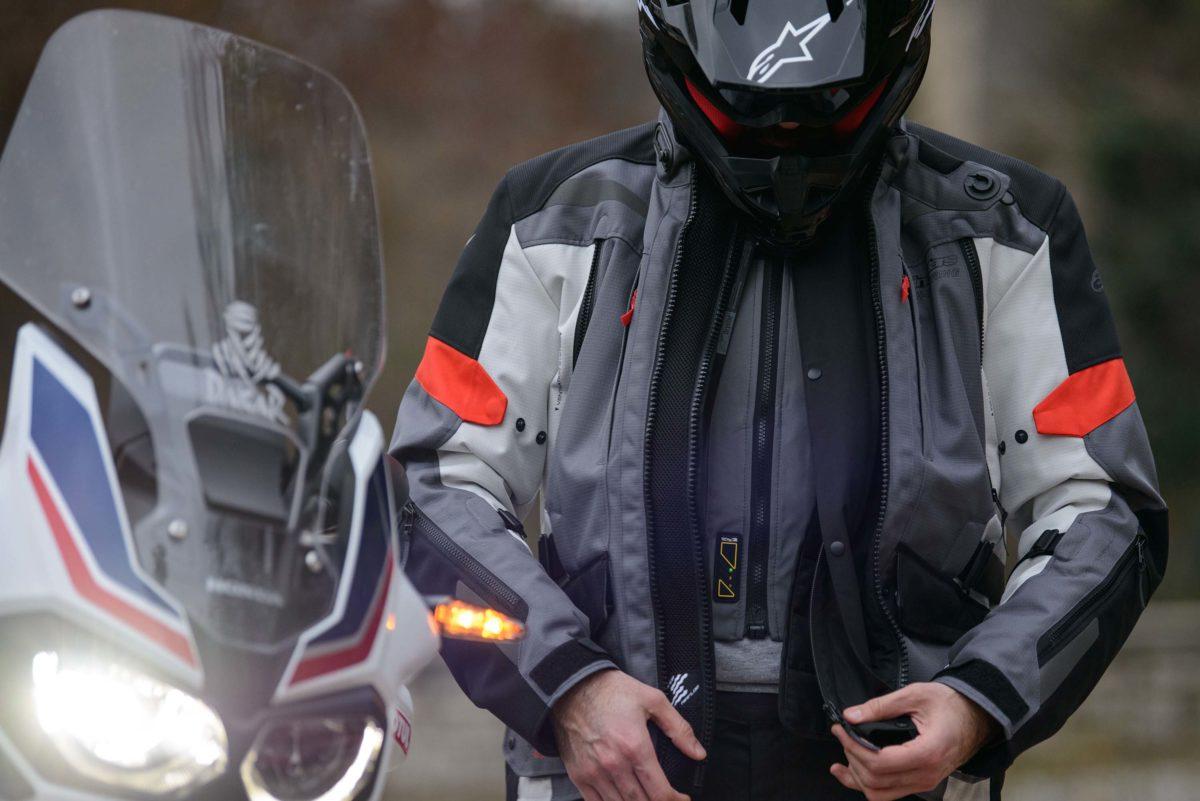 NEW GEAR: Alpinestars reveals its FIRST autonomous AIRBAG vest.