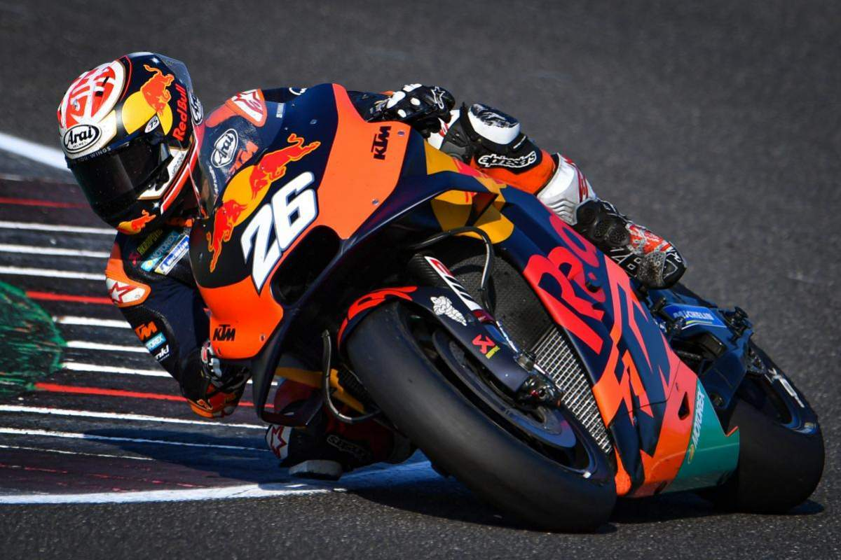 KTM race boss Pit Beirer praises Dani Pedrosa's work as a tester.