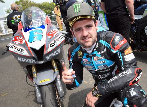 Michael Dunlop still needs a Superbike for the roads season this year.