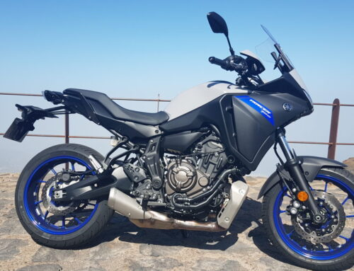 Throwback: Our first impressions of Yamaha's 2020 Tracer 700