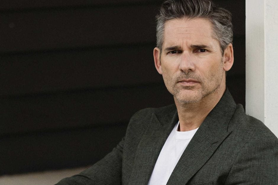 Eric Bana will star as Mike Hailwood in the upcoming movie.