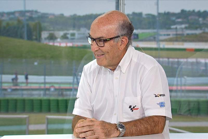 Carmelo Ezpeleta, the man from Dorna with the plan for both MotoGP and WSB.
