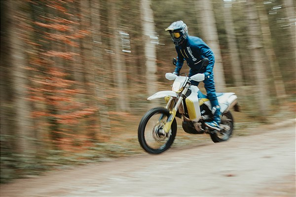 Husqvarna's 701 Enduro LR is available NOW. And it's got a 25 litre fuel tank.
