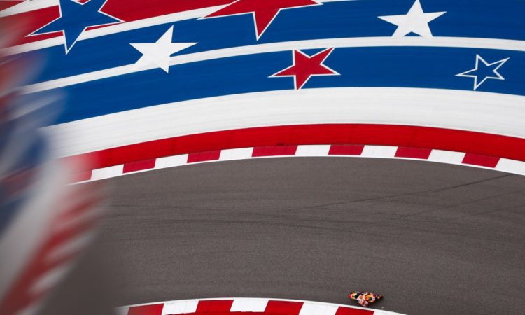 MotoGP: The USA round falls under Austin, Texas' new 'State of Emergency' ruling. Prospects look iffy for April.