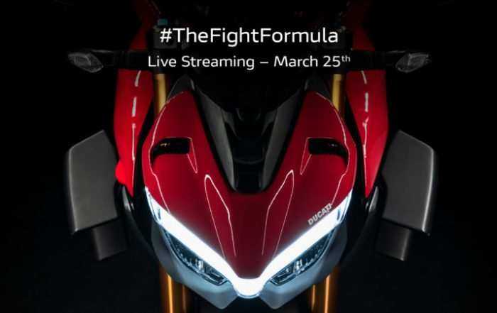 STREAM the WORLD LAUNCH of Ducati's Streetfighter V4. Right HERE. 5.30pm.