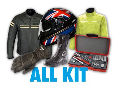 Morebikes.co.uk Kit - All Kit