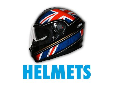 Morebikes.co.uk Kit - Helmets