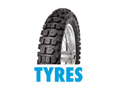 Morebikes.co.uk Kit - Tyres