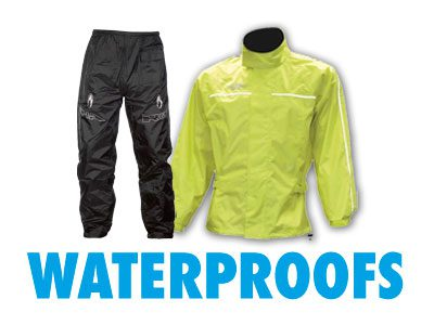 Morebikes.co.uk Kit - Waterproofs