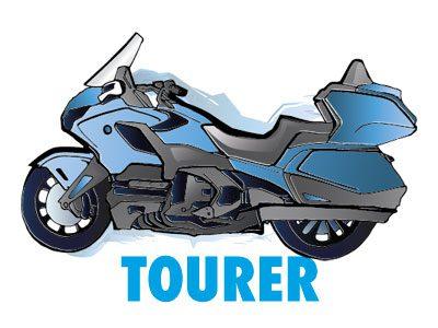 Tourer Bikes