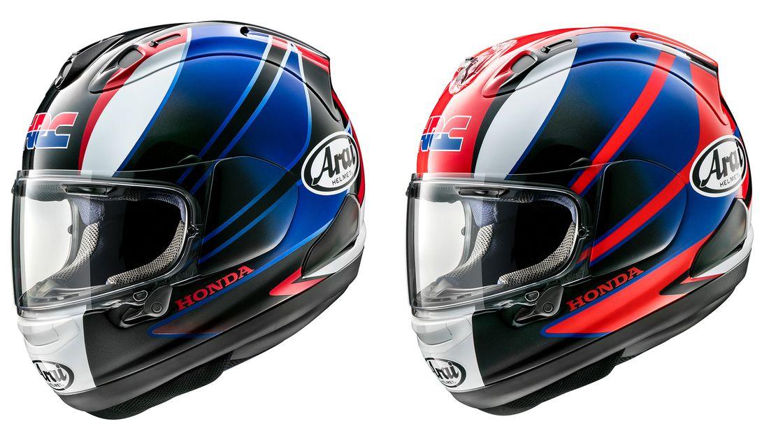 NEW GEAR: Arai's Honda Fireblade-inspired helmet. Get YOURS now.