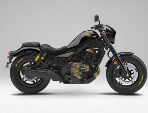 Is Honda about to reveal a new BIG 1100cc Rebel?