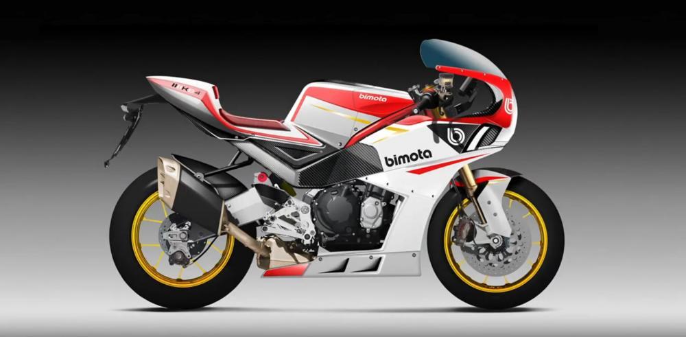 Bimota KB4 concept