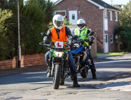 GET ON 2 WHEELS: Part Four. Module Two Test.