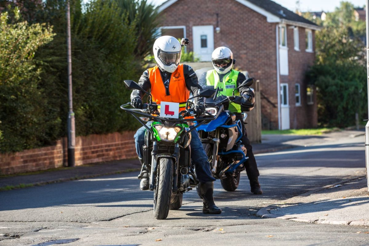 GET ON 2 WHEELS Part Four Module Two Test