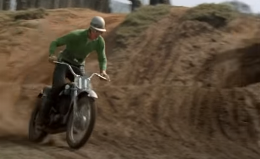 VIDEO Scrambling in the '60s. Archive film to take you back in time.