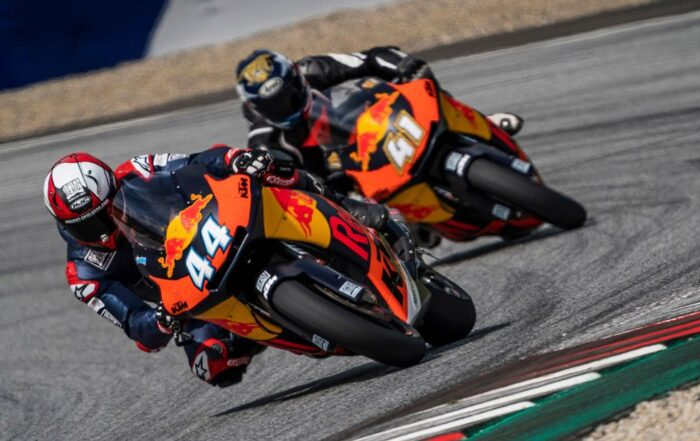 YOU can RIDE a Moto2 race bike at the Red Bull Ring