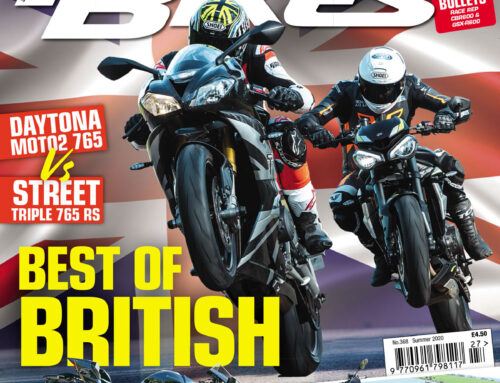 Check out the Summer 2020 edition of Fast Bikes