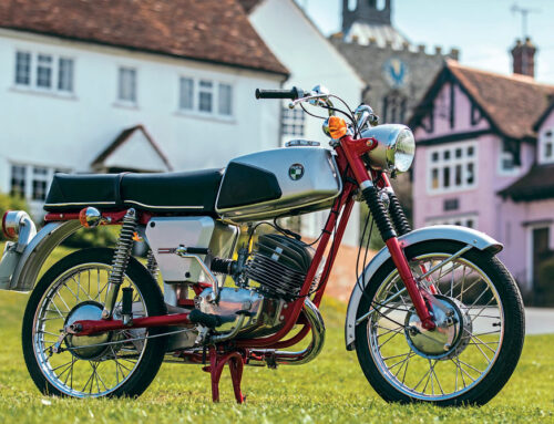Classic Ride: Puch M125