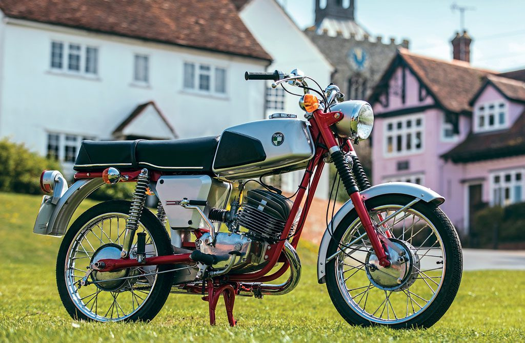 Classic Ride Puch M125