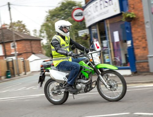 GET ON 2 WHEELS: Everything YOU need to know to get a full motorcycle licence. CBT, Theory, Module One and Module Two EXPLAINED.