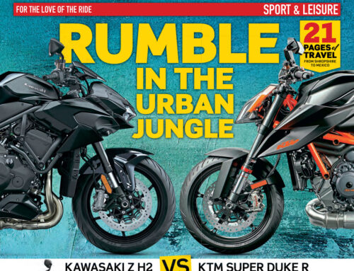 Check out July's Motorcycle Sport & Leisure!