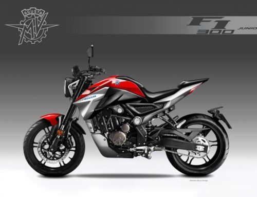 MV Agusta's baby Brutale for 2021? Here's what Oberban Bezzi thinks it should look like…