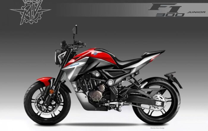 MV Agusta's baby Brutale for 2021 Here's what Oberban Bezzi thinks it should look like