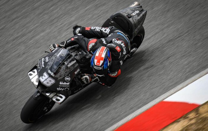 MotoGP Bradley Smith WILL replace Andrea Iannone for the opening two rounds of the 2020 season