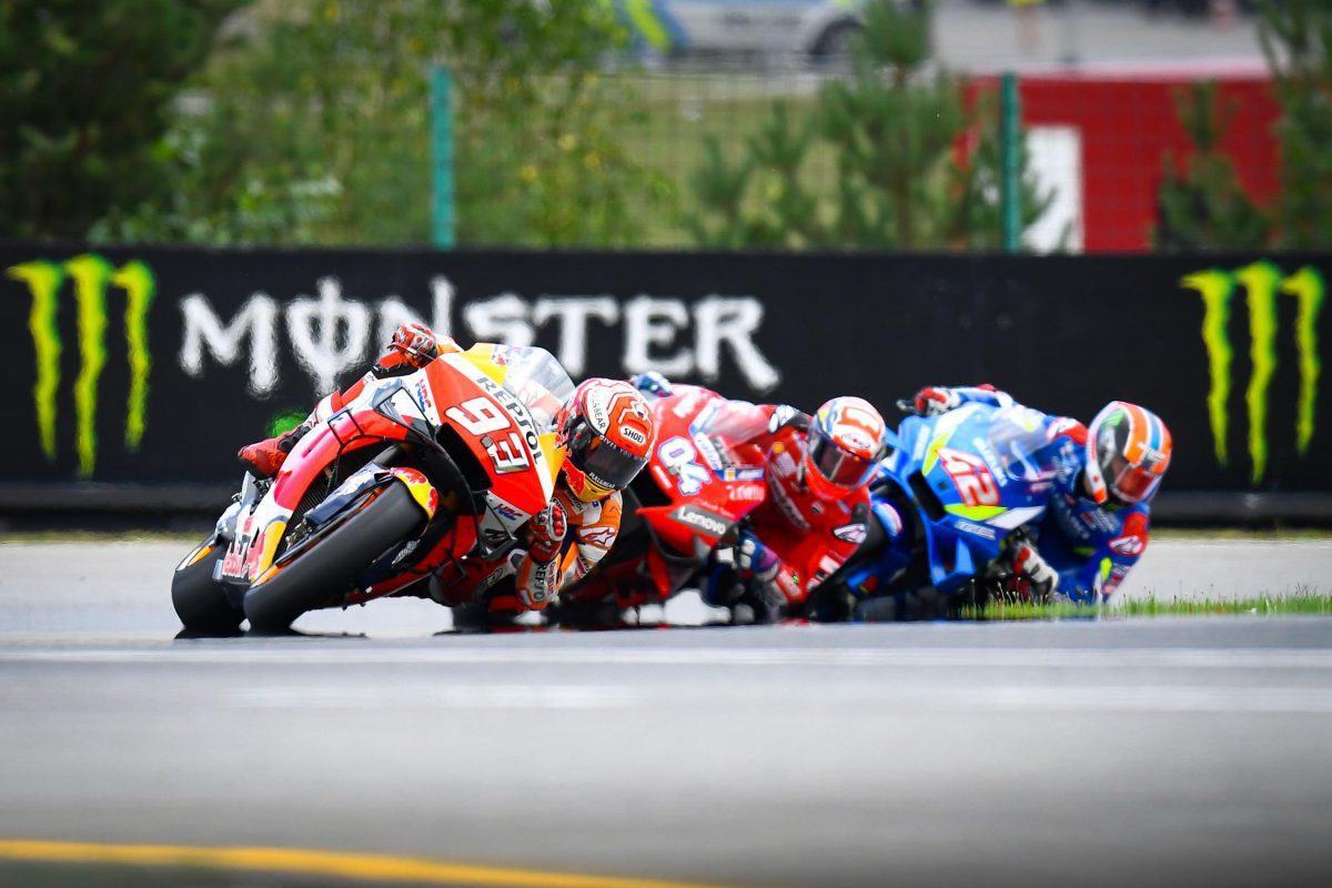 MotoGP How is the paddock going to stay safe Organisers confirm 'very strict' coronavirus protocol