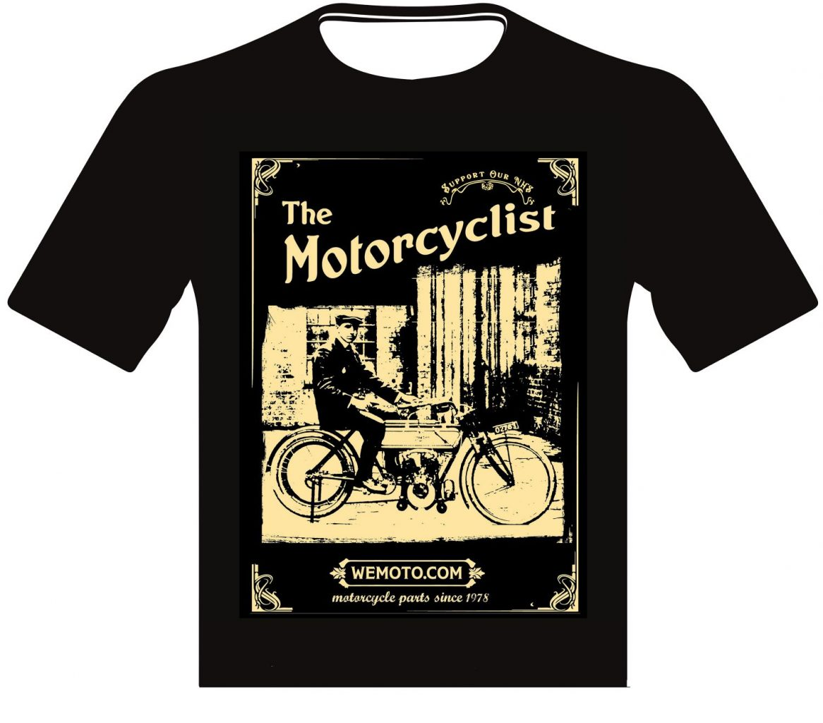 Support the NHS with Wemoto's NEW charity t-shirt