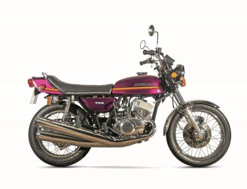 VJMC FACTFILE: Kawasaki's H2 750
