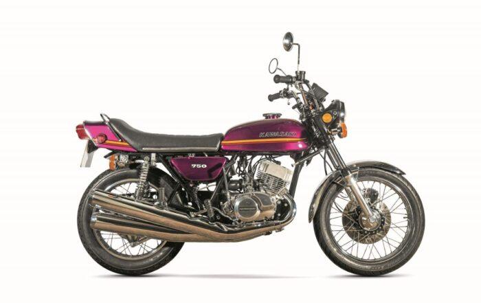 VJMC FACTFILE: Kawasaki's H2 75