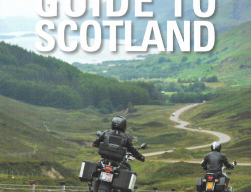 Explore Scotland with new motorcyclist's guide