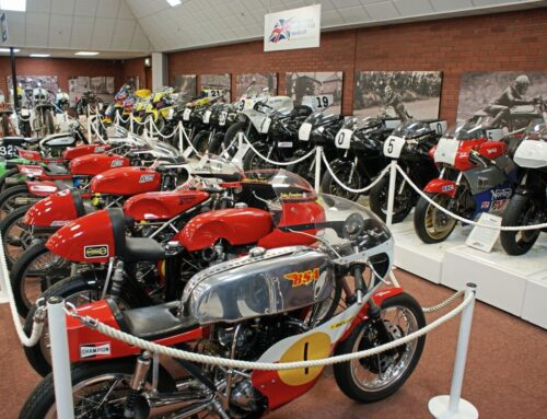 The National Motorcycle Museum needs YOUR help. URGENT appeal to raise £500,000.