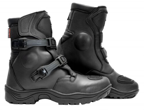 PRODUCTS: Richa's NEW Colt adventure boots