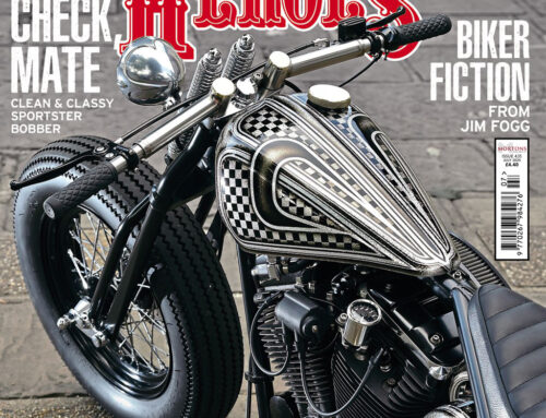 What's inside the July issue of Back Street Heroes?