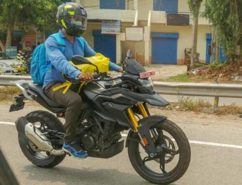 SPY SHOTS: BMW's new G310GS and G310R caught road testing