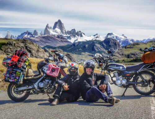 Motorcycle travellers stuck on the road in lockdown tell their stories: Part Two