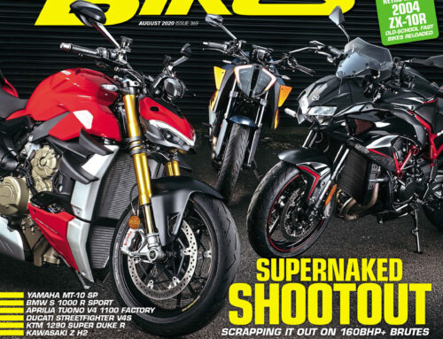 PREVIEW: Fast Bikes August edition