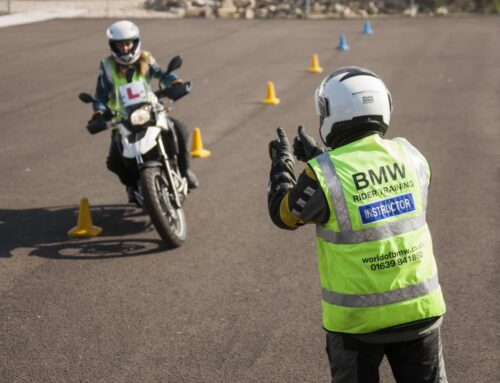 Scotland releases timeline for resuming motorcycle training and testing