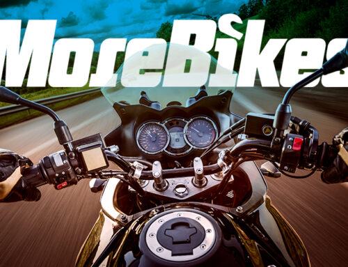 MoreBikes relaunches with brand new website!