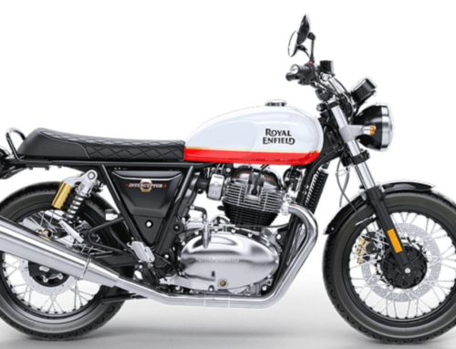 Royal Enfield's Interceptor 650 is the BEST-SELLING bike in the UK. Well, it was last month…