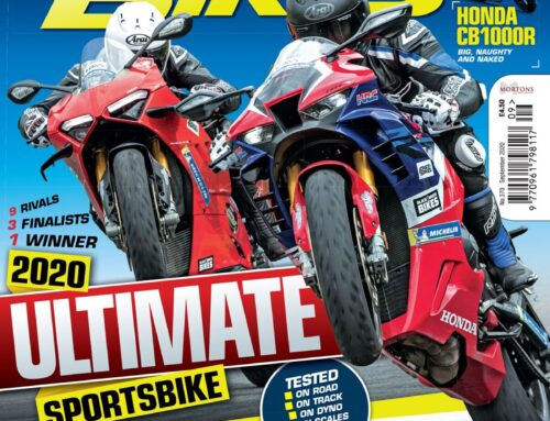 PREVIEW: September edition of Fast Bikes