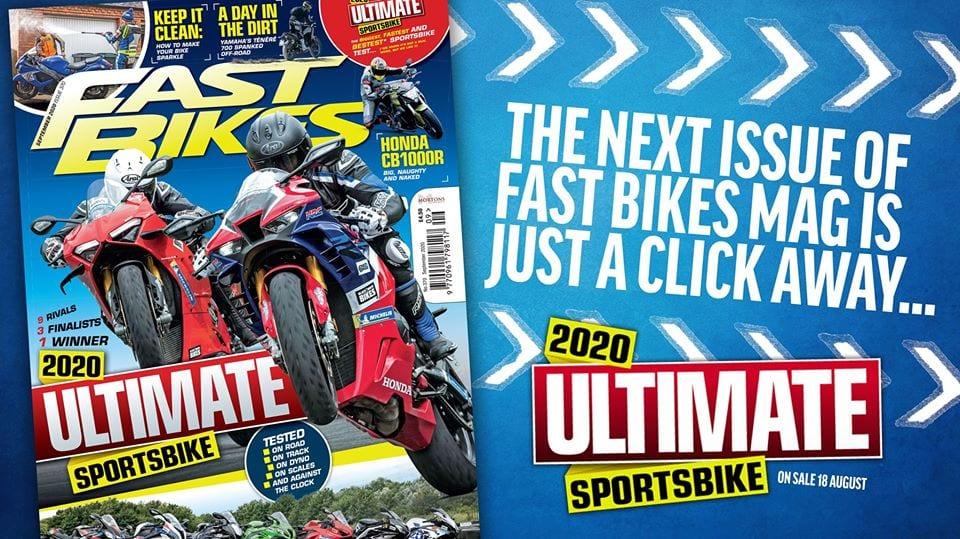 Fast Bikes Ultimate Sportsbike