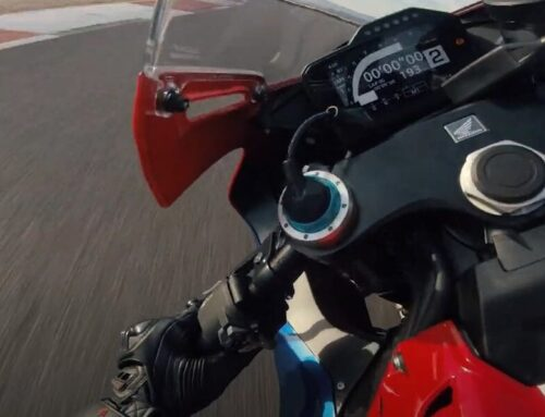 VIDEO: How does Honda Racing turn a CBR1000RR-R SP into a BSB racer? Part One.