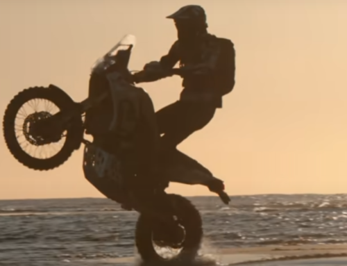 VIDEO: Pol Tarrés shows us how it's done on Yamaha's Tenere 700